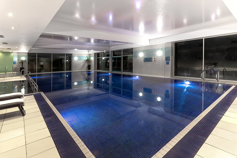 Image of A 4* Marlow, Buckinghamshire stay for two people at Crowne Plaza Marlow with two-course dinner, spa access, breakfast, chocolate truffles and 12pm late check out. An overnight stay for £129, or a two-night break for £199 - save up to 48%