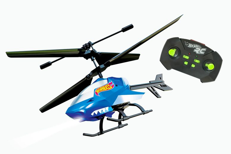 Image of £14 for a Hot Wheels shark bit helicopter from Bladez Toyz!