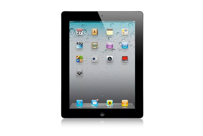 Image of £89 instead of £383.20 for a refurbished space grey Apple iPad 3 or £99 for a refurbished iPad 3 and silicone case from iTech Trading!
