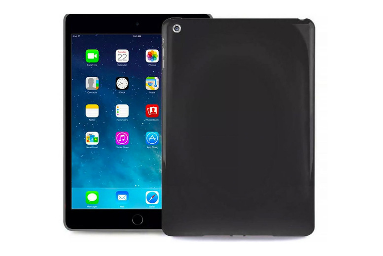 Image of From £79 instead of £348.58 for a refurbished space grey Apple iPad 2 or from £89 for a refurbished iPad 3 and silicone case from iTech Trading - save up to 77%