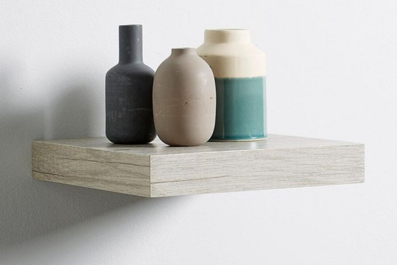 Image of From £14.55 for a floating shelf from Furniture Dealz!