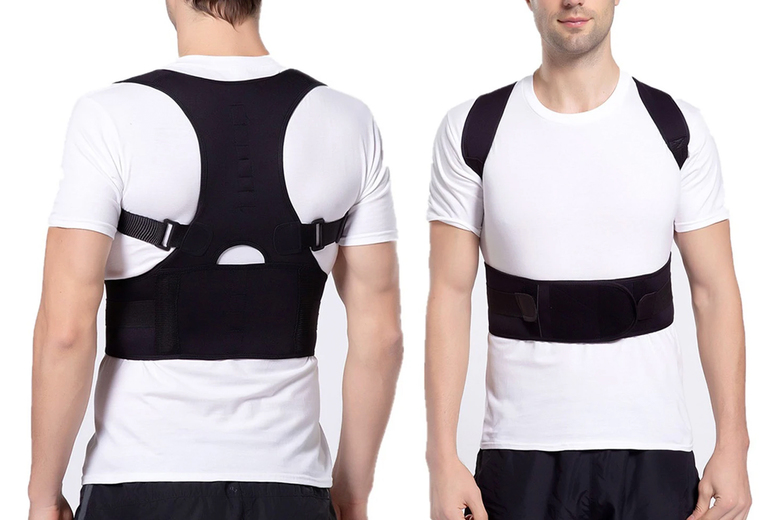 Image of £12.99 instead of £49 for a back brace posture corrector in M, L or XL from Fantasy Supply! - Save 73%