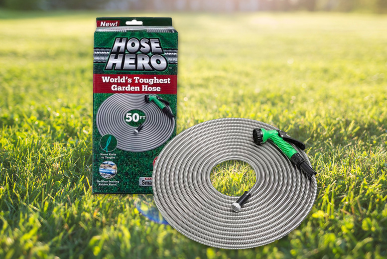 Image of £19.99 instead of £39.99 for a hose hero from Anything 4 Home - save 50%
