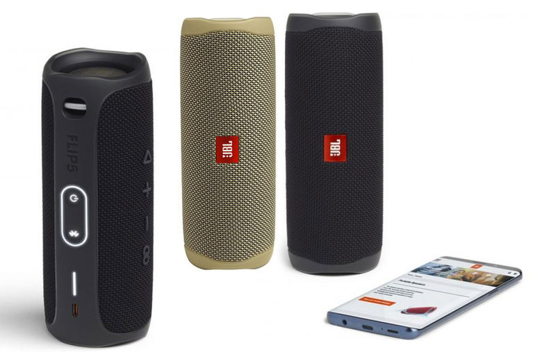 Image of £89 instead of £170 for a JBL Bluetooth speaker from Magic Vision – save 47%