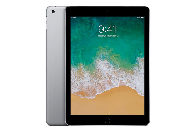 Image of £235.99 for a refurbished space grey 5th generation 32GB iPad from ehut uk - save 41%