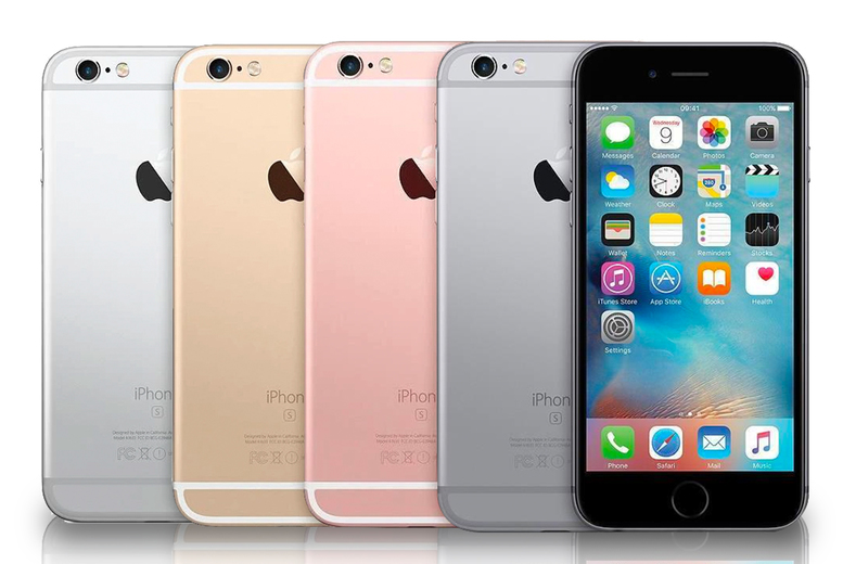 Image of £89.99 instead of £129.99 for a refurbished iPhone 6s 32GB from We Sell Mobiles - save 31%