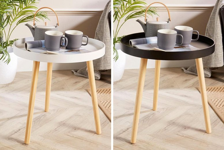 Image of £24.99 instead of £69 for a Marlow accent side table from Furniture Dealz - save 64%