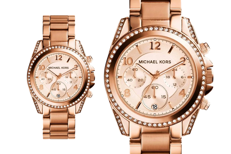 Image of £109 instead of £249 for a ladies' Michael Kors MK5263 watch from CJ Watches - save 56%