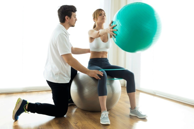 Image of £24 for a sports rehab package, including a full assessment and two treatments from London Health and Wellbeing