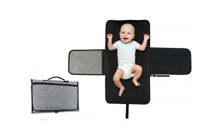 Image of £9.99 instead of £13.99 for a Haven Foldable Nappy Changing Mat from Avant-Garde Brands Ltd - save 29%