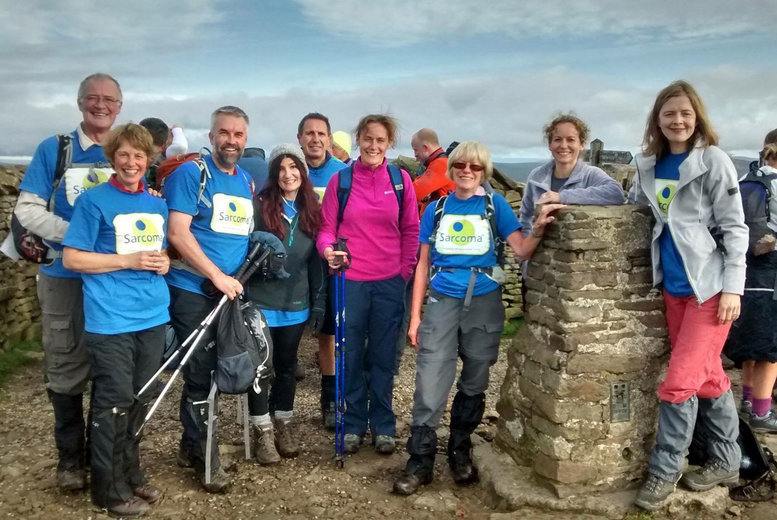 Image of £49 instead of £95 for a guided Yorkshire Three Peaks Challenge walk with Alfresco Adventures - choose from five dates and save 51%