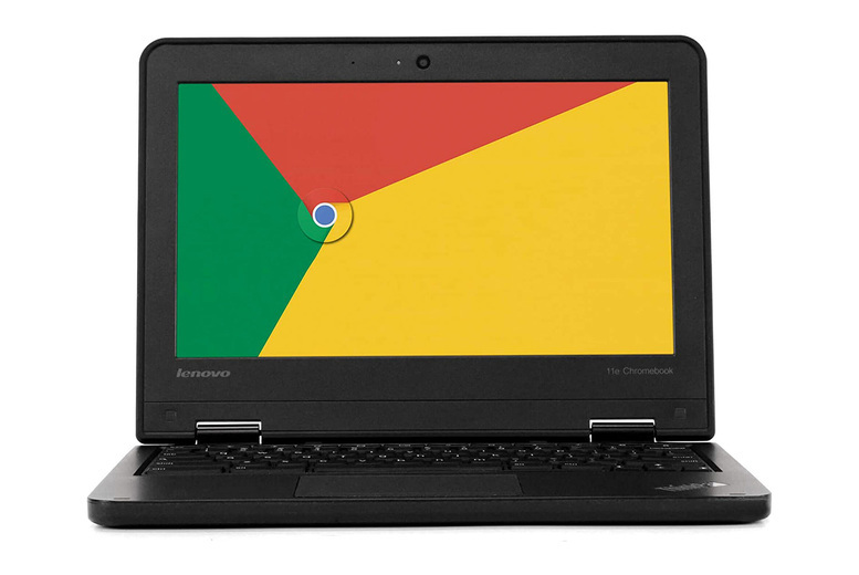 Image of £199 for a refurbished Lenovo Chromebook from Renewed Computers!