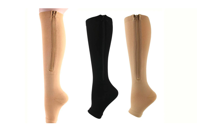 Image of £8.99 for a pair of compression socks from J & Y Distribution