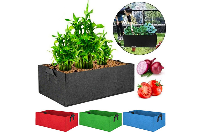 Image of From £6.99 instead of £19.09 for a reusable planter bag from Domo Secret - choose from four sizes and colours! - save 65.03%