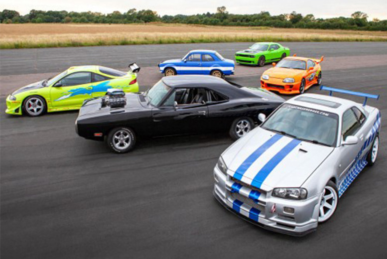 Image of £19 instead of £99 for a three-mile driving experience in one sports car with Car Chase Heroes including a high speed passenger ride experience - choose from 20 track locations, 11 sports cars and save 81%