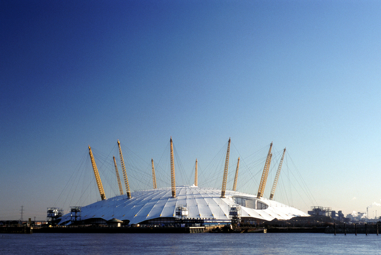 Image of A 4* London hotel stay & Up at The O2 tickets. £129pp for one night, £149pp for two nights, or £189pp for three nights