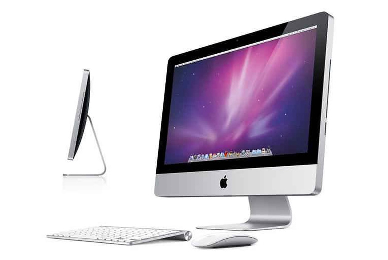 "Image of £219 instead of £599 for a refurbished 20"" Apple iMac from Megamax - save 63%"