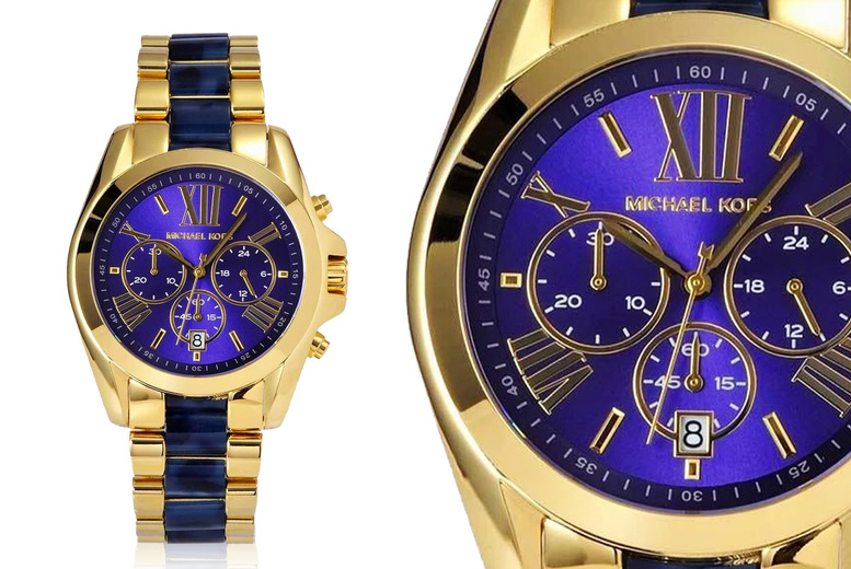 Image of £109 instead of £259 for a Michael Kors MK6268 Bradshaw watch from CJ Watches - save 58%