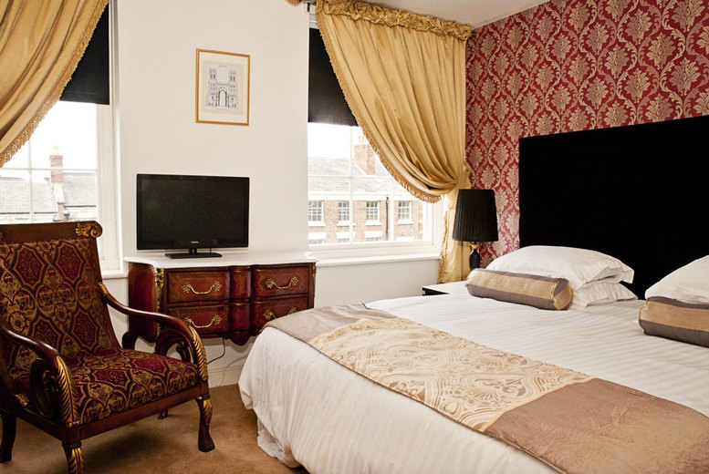 Image of A Merseyside, Liverpool stay at Georgian Town House Hotel for two people with breakfast. £59 for one night, or £109 for two nights - save up to 40%