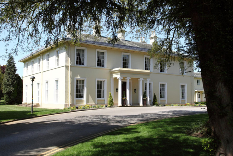 Image of A Nottinghamshire stay at 4* Eastwood Hall for two people with breakfast, three-course dinner and 20% off drinks. £99 for one night, or £139 for two nights with dinner on the first night - save up to 27%