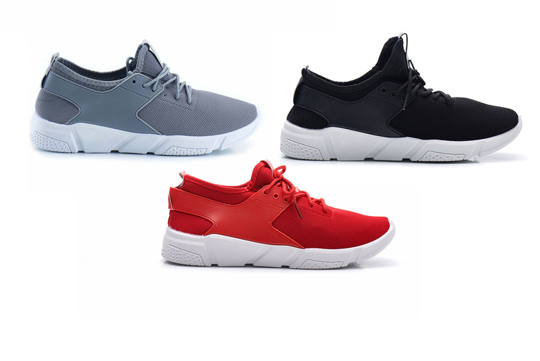 Image of £6.98 for a pair of women's lace up trainers from evaniy!