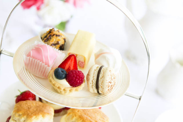 Image of £14 instead of £28 for a traditional afternoon tea for two people at Fratello's DoubleTree by Hilton Newcastle, or £24.95 to include a glass of Prosecco each - save up to 50%