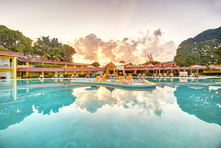 Image of An all-inclusive St. Lucia hotel stay with return flights from two airports. From £1149pp for seven nights, from £1339pp for 10 nights, or from £1669pp for 14 nights, or secure your holiday with a deposit from £49pp - save up to 28%