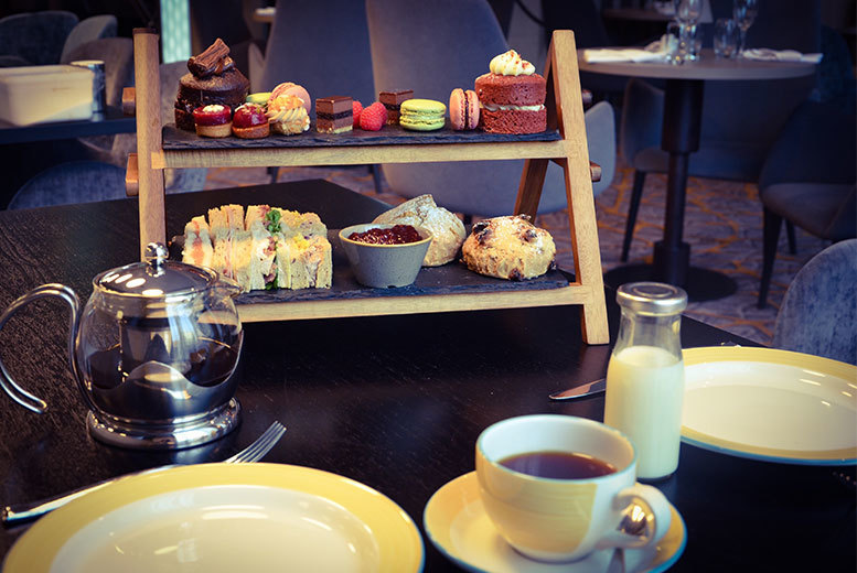 Image of £25 for a takeaway afternoon tea for two people at Maldron Hotel Belfast City Centre, Belfast