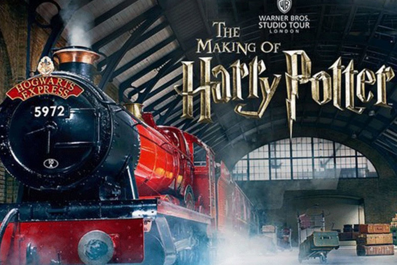 Image of A London hotel stay with a tour of Warner Bros. Studio Tour London . From £99pp for one night, from £139pp for two nights, or from £169pp for three nights