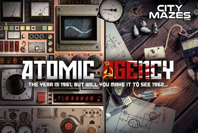 Image of From £49 for a 'real-life' escape game with City Mazes, Bristol, Cardiff, Swindon or Oxford - enjoy as a group of four or six people - save up to 51%
