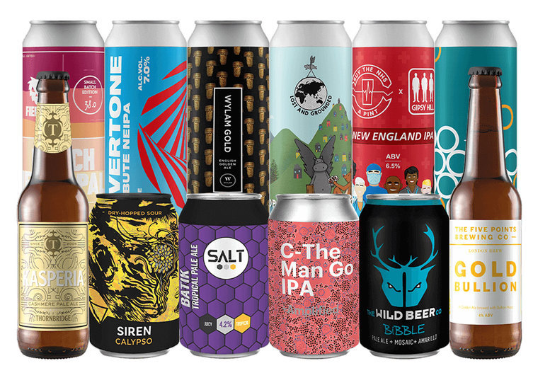 Image of £7.50 for a £15 spend at Beer52 - save up to 50%