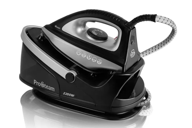 Image of £49.99 instead of £59 for a swan steam generator iron from Activems - save 15%