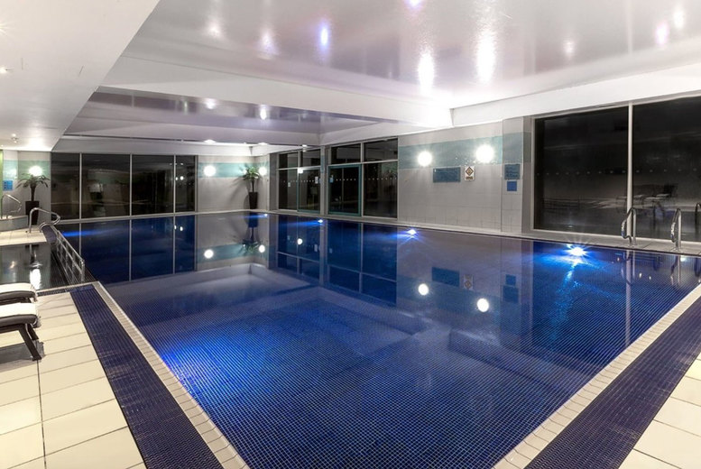 Image of £49 instead of £95 for a luxury spa day for one person at the 4* Crowne Plaza Hotel, Marlow including one 25-minute treatment, spa access, sparkling afternoon tea and £10 spa treatment voucher, or £95 for two people - save up to a 48%