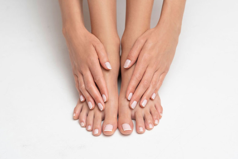 Image of From £69 for one session of laser nail fungal treatment on up to ten nails on the choice of hands or feet at Mayfair Medispa Clinic, Marylebone - save up to 61%