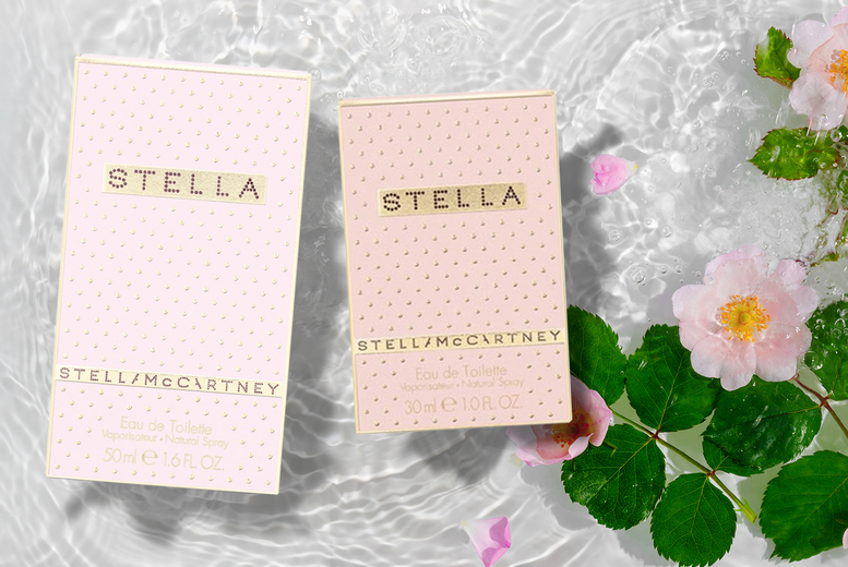 Image of £12.99 instead of £42 for a 30ml bottle of Stella McCartney 'Stella' eau de toilette, £18.89 for a 50ml bottle from Perfume Stop - save up to 69%