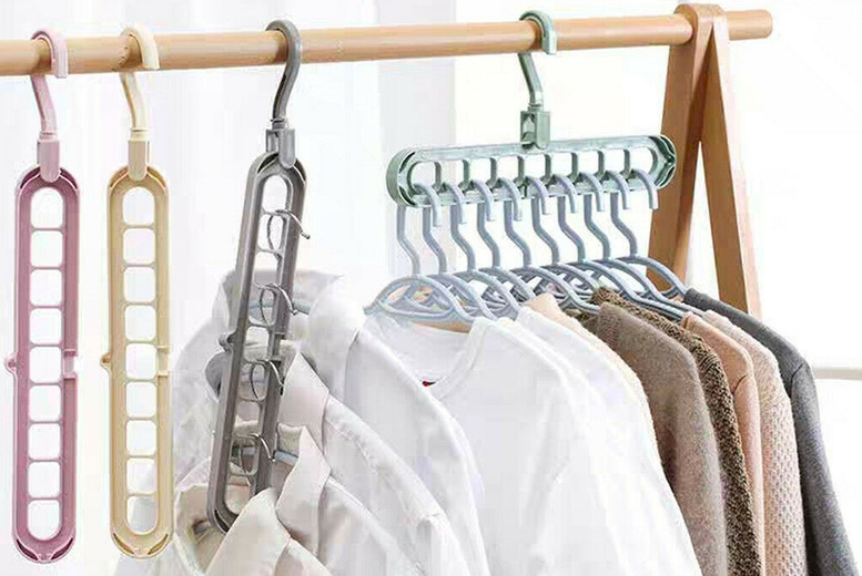 Image of From £3.99 for a magic space saving folding hanger from CnDirectBiz!