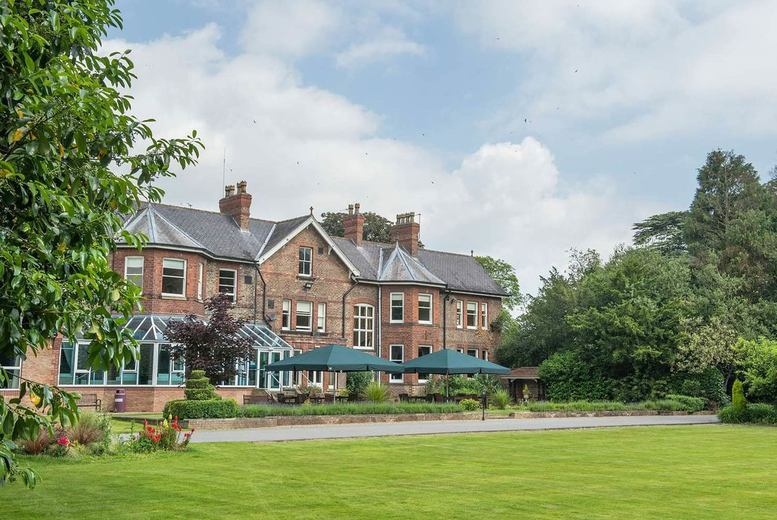 Image of A North Yorkshire stay at Burn Hall Hotel York for two people with breakfast, cream tea and tickets to York Bird of Prey Centre. £89 for two nights, or £219 for five nights - save up to 41%