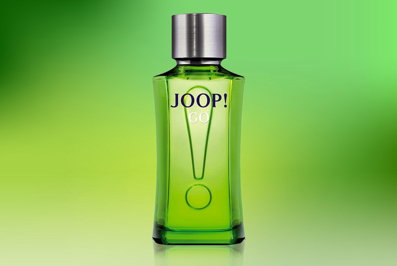Image of £11.99 instead of £37 for a 50ml bottle of Joop! Go EDT, £15.99 for a 100ml EDT - save up to 68%