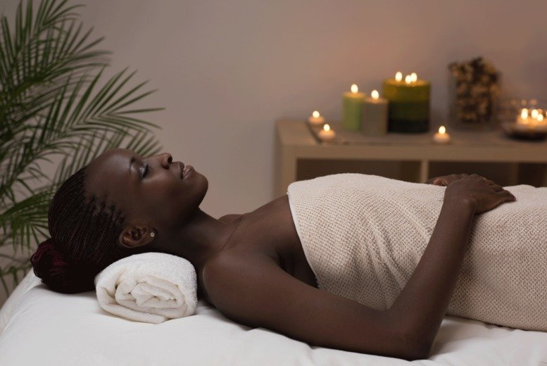 Image of £14 instead of £25.50 for a choice of 30-minute massage at Beauté Beyond the Surface, Enfield, or from £19 for a choice of one-hour massage - choose from options including Swedish, hot stone or aromatherapy and save up to 45%