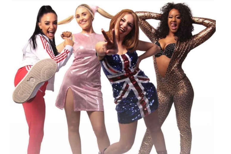Image of £29 for a drive-in theatre ticket to VIVA 4EVER Spice Girls tribute for one car with one person from DriveINSIDE, Manchester. £49 for two people, £69 for three people, £79 for four people, or £89 for five people - save up to 52%