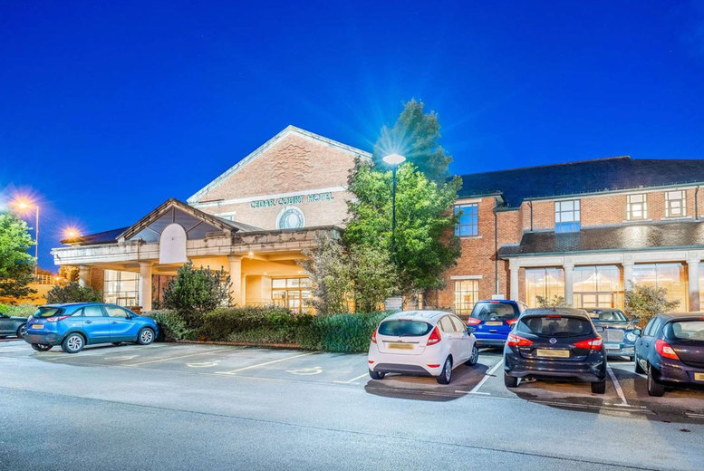 Image of A Bradford, West Yorkshire stay at Clarion Cedar Court Hotel Bradford for two people with breakfast and £20pp dining credit. £75 for one night, or £129 for two nights - save up to 47%