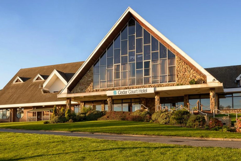 Image of A Huddersfield, West Yorkshire stay at Clarion Cedar Court Hotel Huddersfield for two people with breakfast and £20pp dining credit. £75 for one night, or £129 for two nights - save up to 57%
