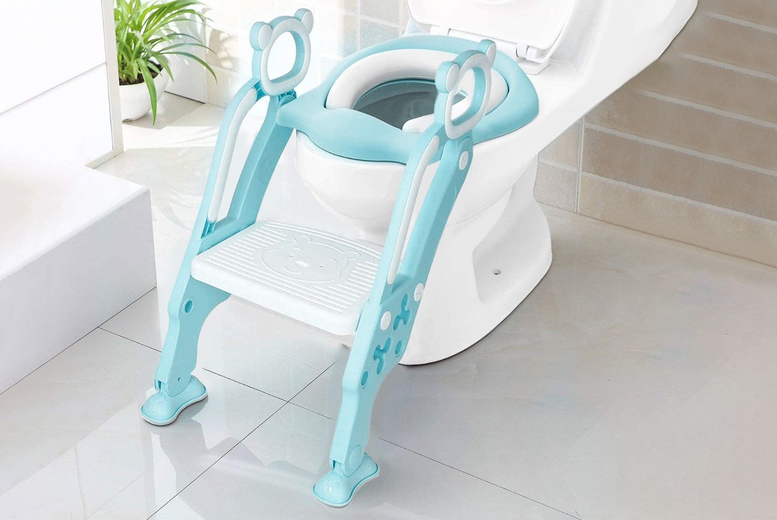 Image of £22 instead of £49.99 for a toddler toilet training seat from Global Gift House - save 56%