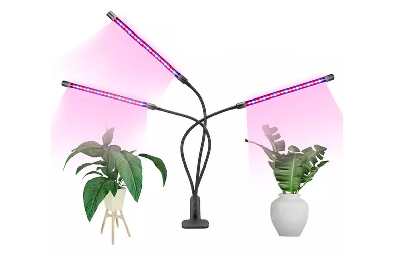 Image of From £14.99 for a set of LED plant growing lights from Secret Storz - choose from 20, 40, 60 or 80 lights and save up to 25%