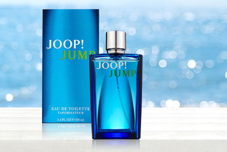Image of £15.99 instead of £67.99 for a 100ml bottle of Joop Jump EDT from The Perfume Stop - save 76%