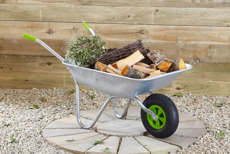 Image of £34.99 instead of £89.99 for a 65-litre wheelbarrow, £49 for a 85-litre from Home Empire - save up to 61%