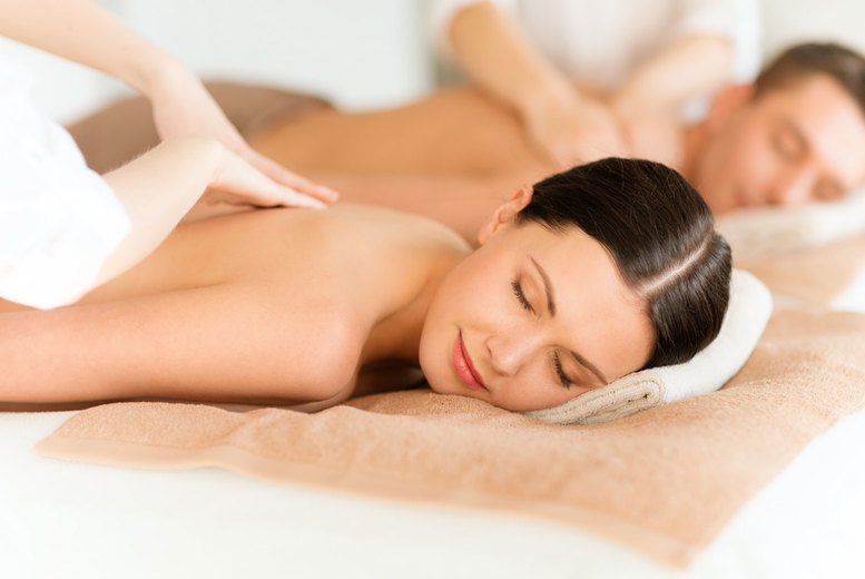 Image of £49 instead of £93.50 for the choice of a one-hour couples massage at Beauté Beyond The Surface, Enfield - choose from six options including Swedish, hot stone or aromatherapy and save up to 48%