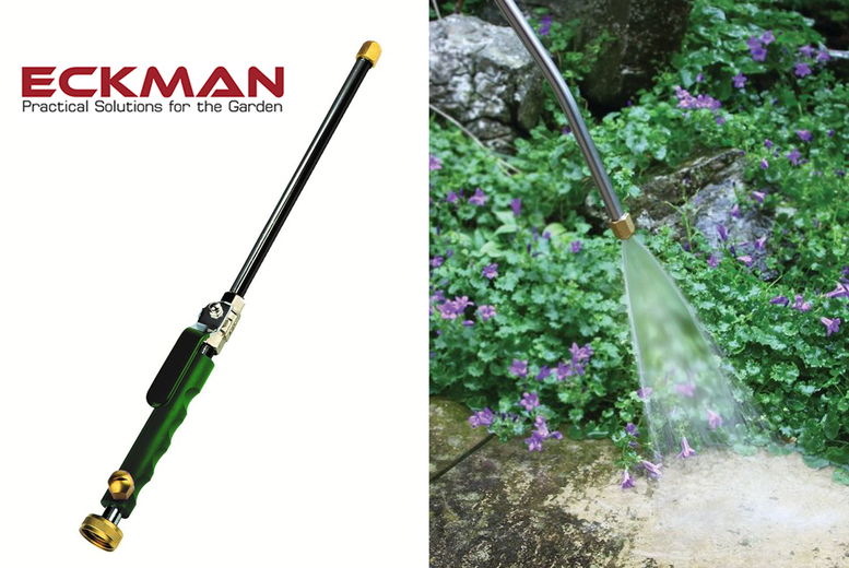 Image of £12.99 instead of £29.99 for a water pressure sprayer system from Personal Choice! - Save 57%