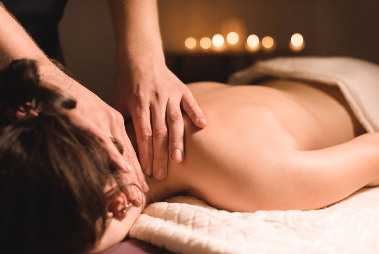 Image of £19 instead of £25 for a 30-minute deep tissue massage at DJs Groom Room, Leicester - save 24%
