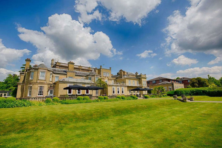 Image of A Chilworth, Hampshire stay at Best Western Chilworth Manor Hotel for two people with with breakfast, three-course dinner and 12pm late checkout. From £125 for one night